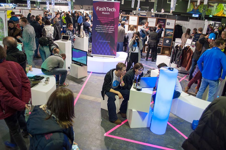 FashTech Munich auf der Make Munich 2016, wearable fashion technology networking